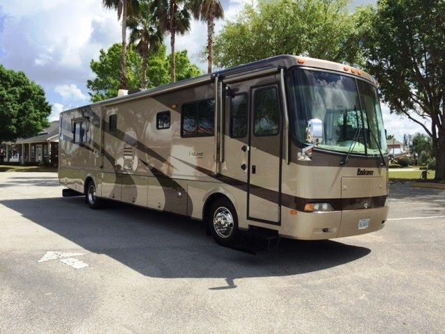 2003 Holiday Rambler Endeavor 40PBD