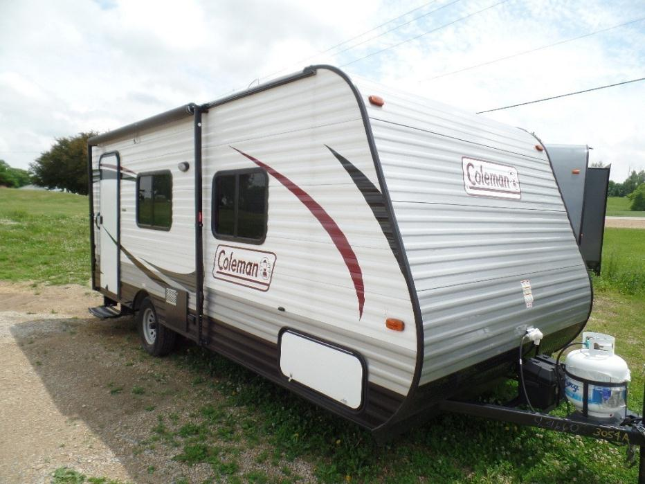 2015 Coleman 16FB EXPEDITION LT SERIES