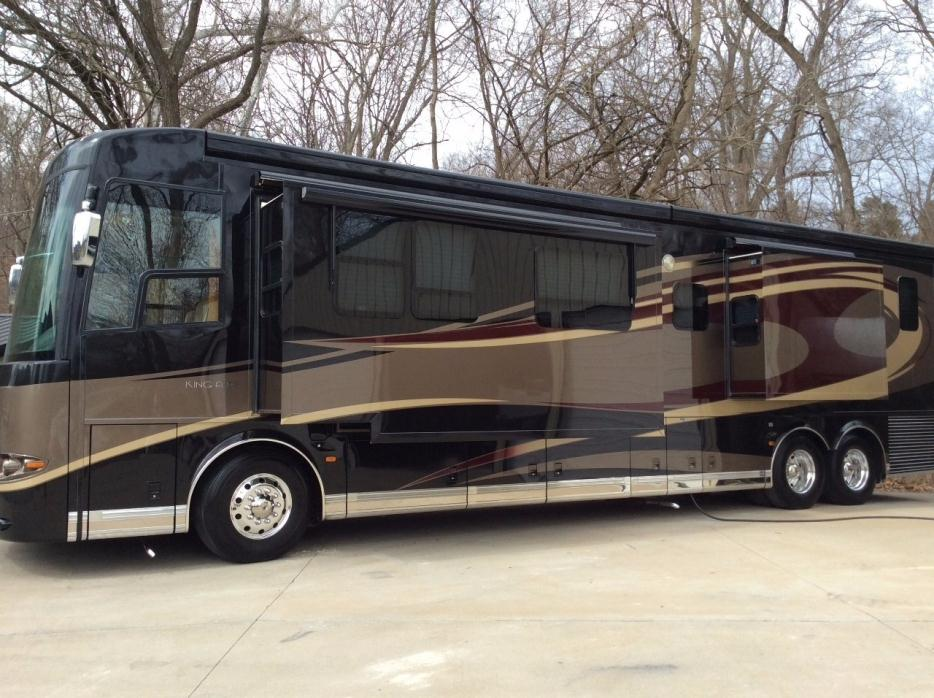2008 Newmar King Aire 4519