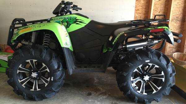 Arctic Cat Thundercat 1000 H2 Motorcycles For Sale