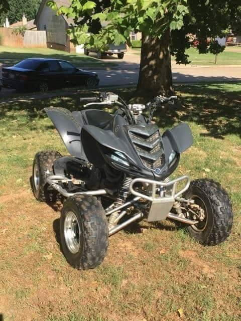 2005 yamaha 660 raptor motorcycles for sale. Black Bedroom Furniture Sets. Home Design Ideas