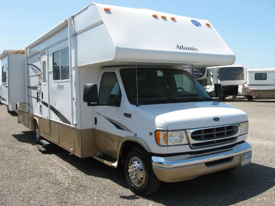 Holiday rambler atlantis rvs for sale in texas for Motor homes for sale in texas
