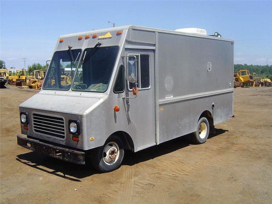 1987 Utilimaster T3500  Utility Truck - Service Truck
