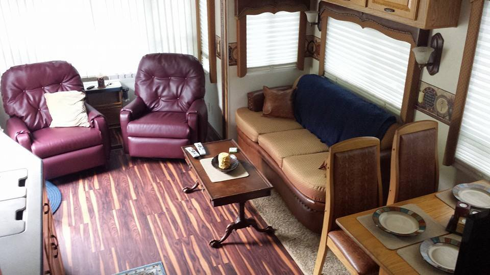 2002 Holiday Rambler Presidential 30SCD