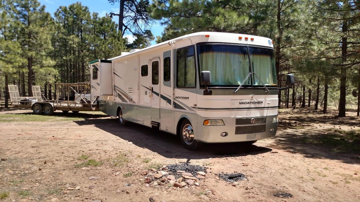 Holiday Rambler Vacationer 36wdd Rvs For Sale