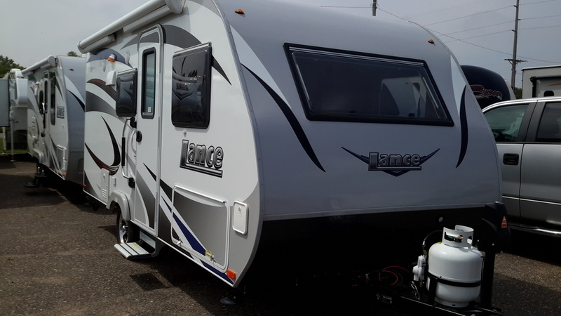 Lance Travel Trailers 1575 Rvs For Sale