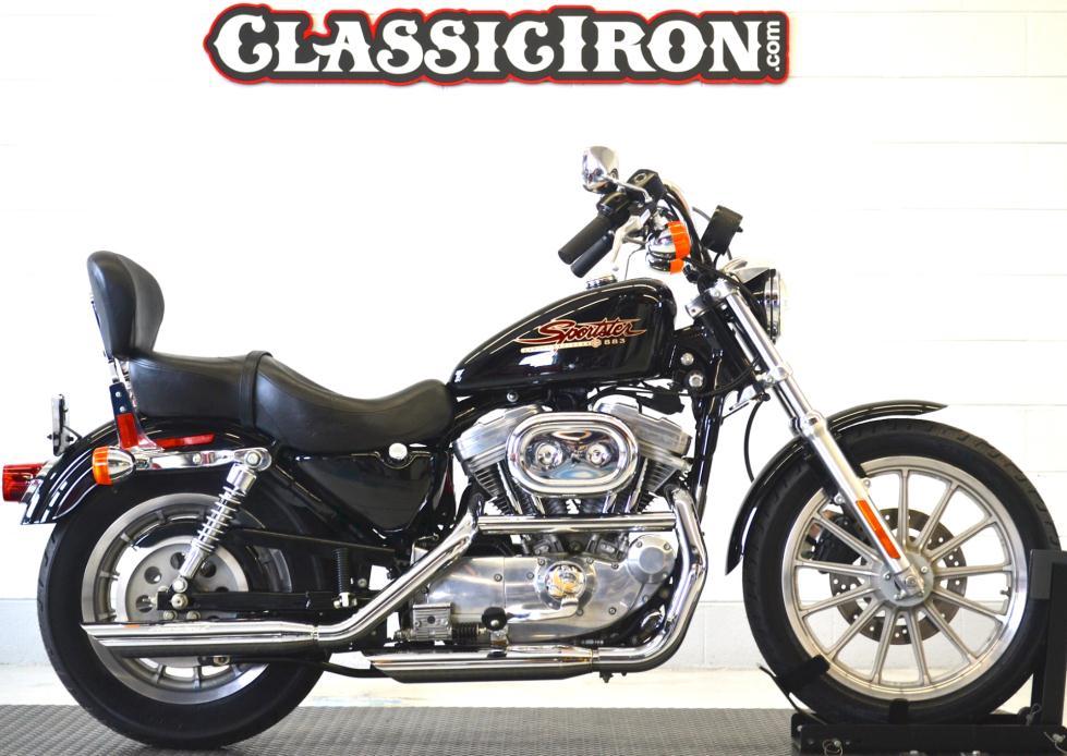 Harley Davidson Xlh Sportster 883 Hugger motorcycles for sale