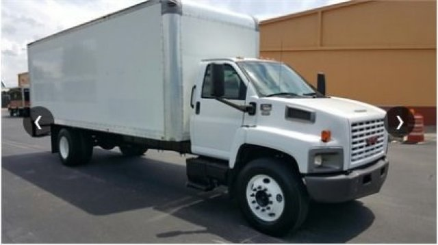 2007 Gmc 7500  Box Truck - Straight Truck
