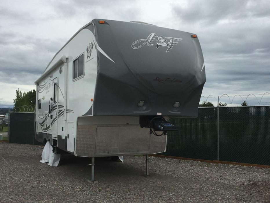 2013 Northwood Mfg Arctic Fox 27 5L