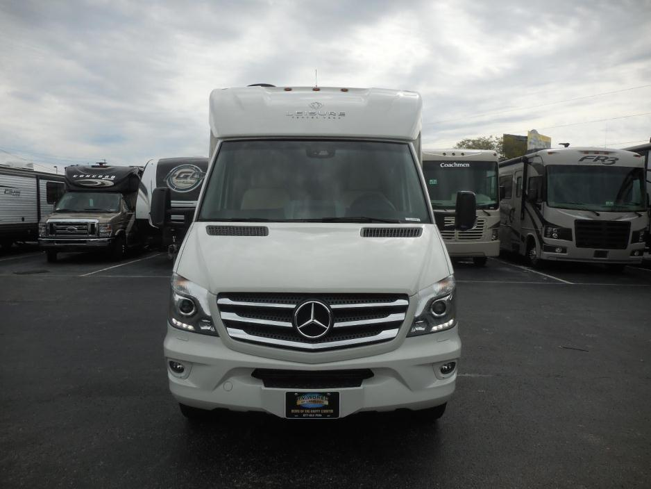 Leisure Travel Vans For Sale In Florida
