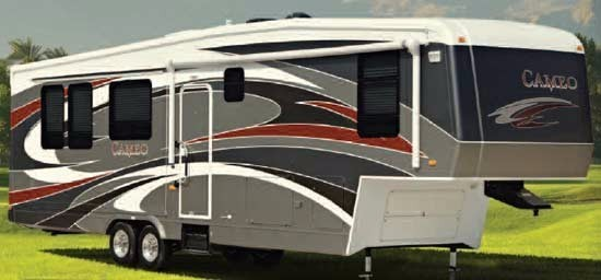 2010 Carriage Cameo 37FB3