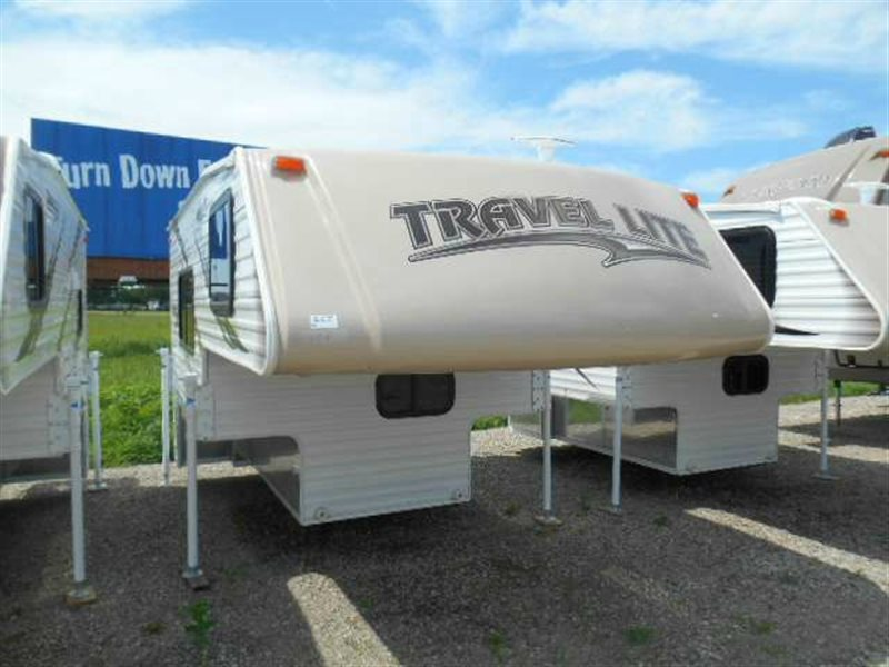 2016 Travel Lite Truck Campers 800SBX Series