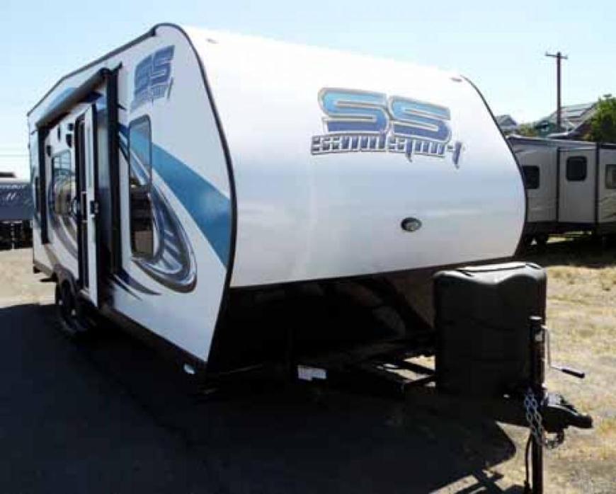 2016 Pacific Coachworks Sandsport 21FS