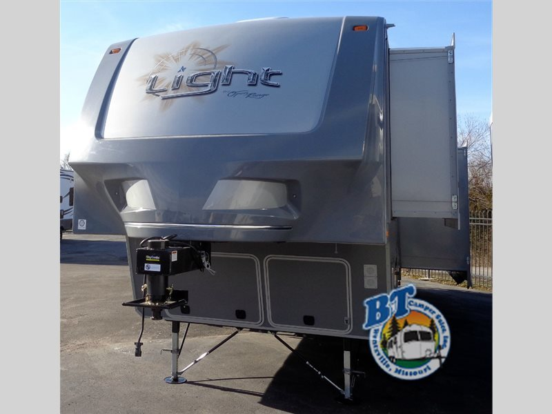 2016 Open Range Rv Open Range Light LF319RLS