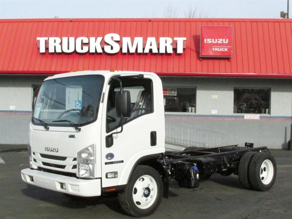 2016 Gmc W5500hd Cab Chassis