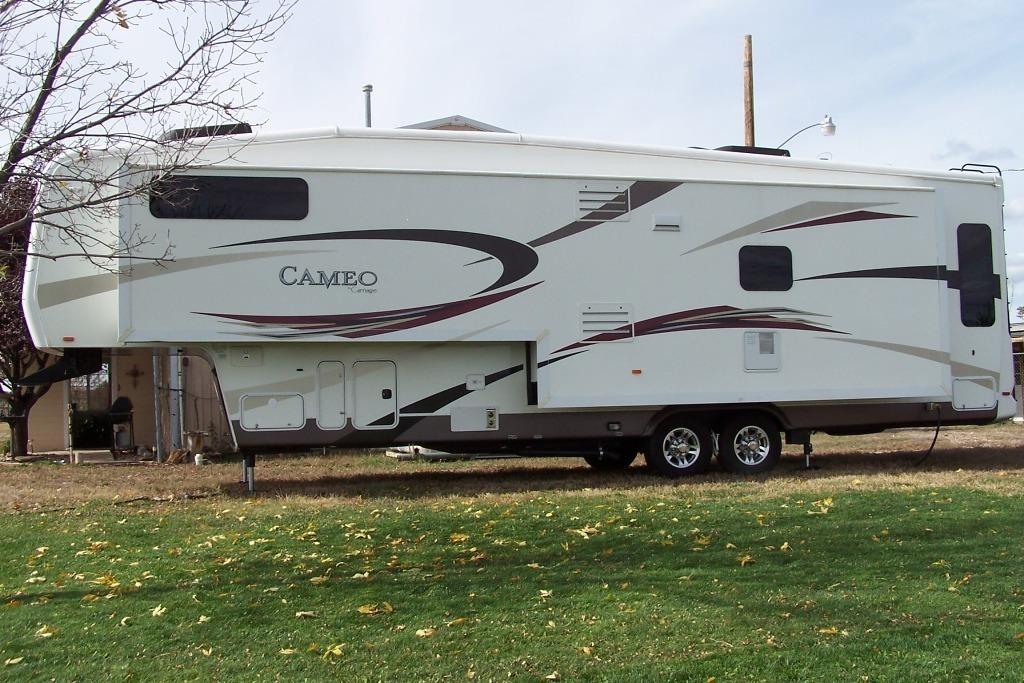 2011 Carriage Cameo F36FWS