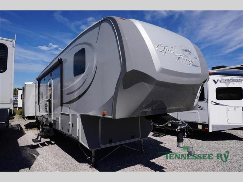 2013 Open Range Rv Roamer RF395BHS