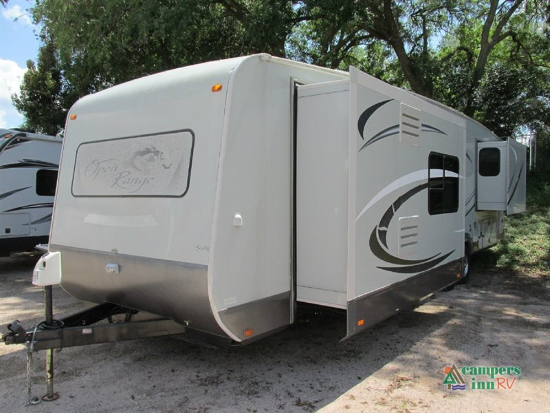 2011 Open Range Rv Journeyer JT359FKS