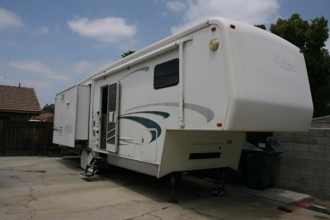 2002 Carriage Cameo Lxi Rvs For Sale