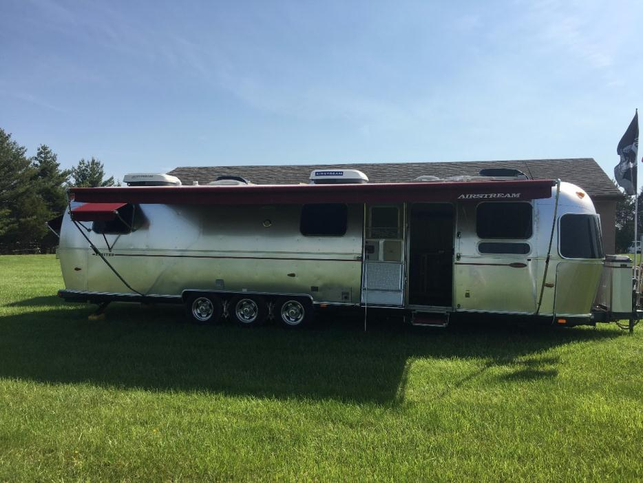 Airstream classic limited rvs for sale in nokesville virginia for Classic motor homes for sale