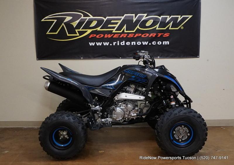 Yamaha raptor motorcycles for sale in tucson arizona for 2017 yamaha raptor 700r se
