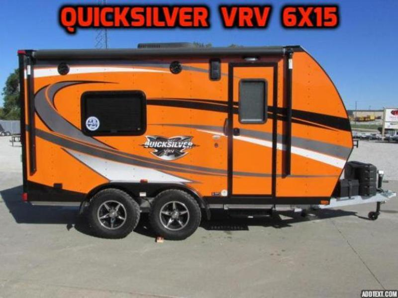 Livinlite 6x15 Quicksilver RVs for sale
