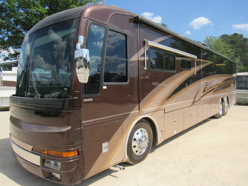 2003 American Coach NO DELAM Heritage 45SS