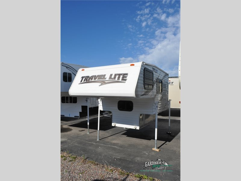 2016 Travel Lite Truck Campers 690FD Series