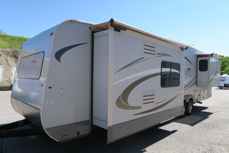 2012 Open Range Rv Journeyer JT359FKS