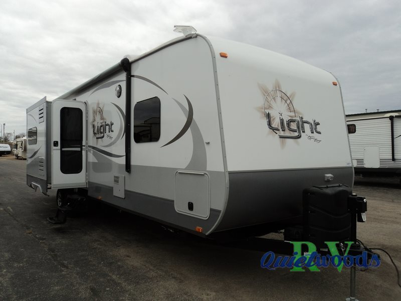 2014 Open Range Rv Light LT308BHS