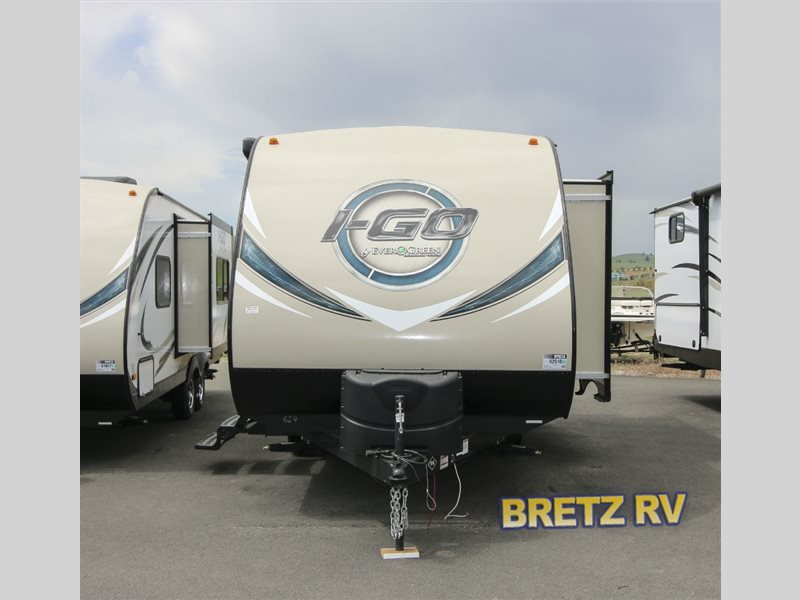 2017 Evergreen Rv I-Go Cloud Series C189FDS