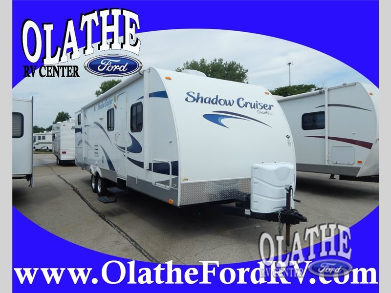 2012 Cruiser Shadow Cruiser S-280QBS