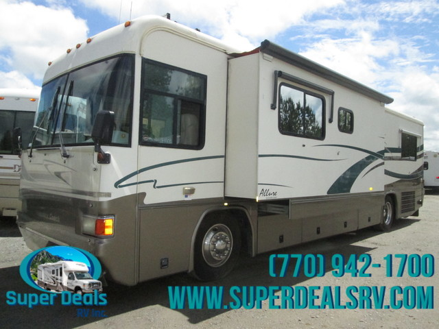 1999 Country Coach Allure Series diesel slide-out