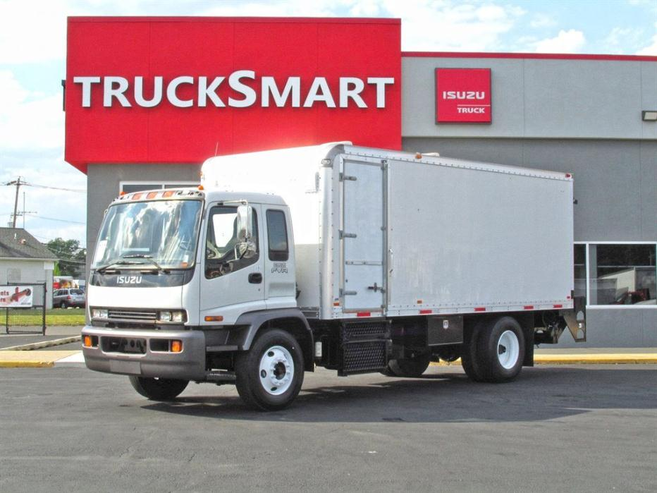 2009 Gmc T6500 Box Truck - Straight Truck