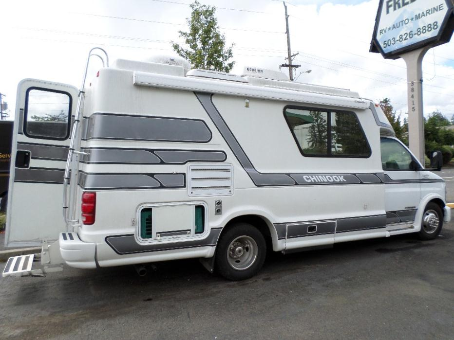 Chinook Destiny Rvs For Sale In Oregon