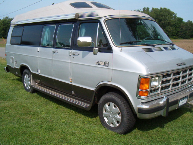 1990 Roadtrek Independent 190