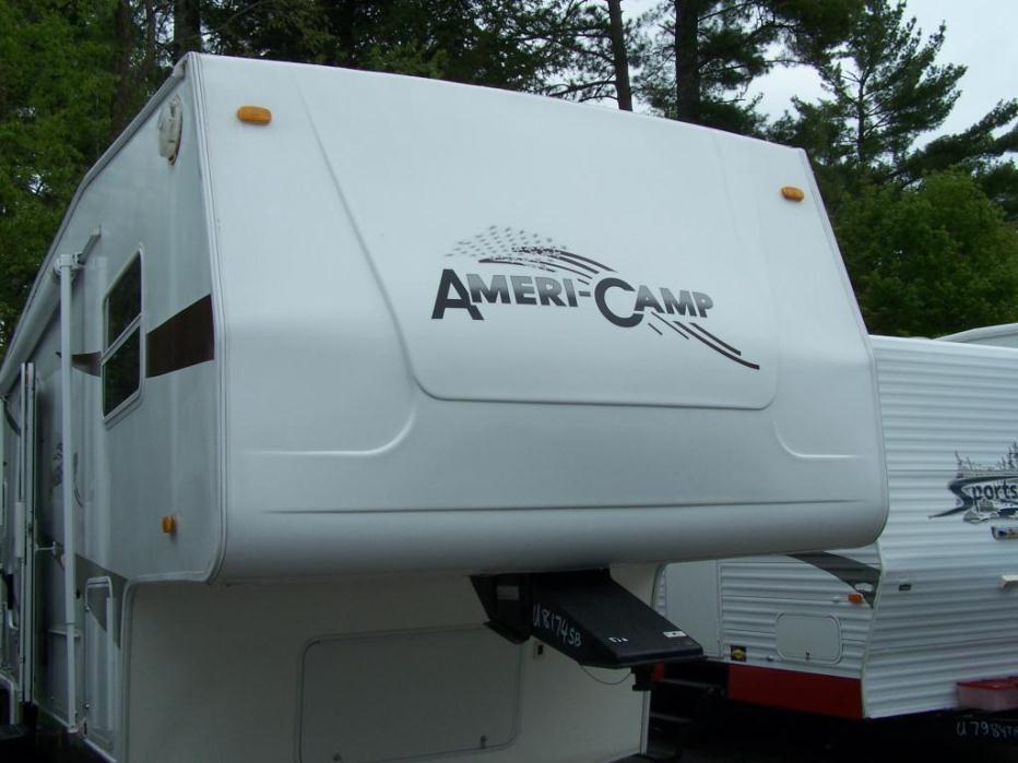 2006 Ameri-Camp SUMMIT RIDGE 311RLSS