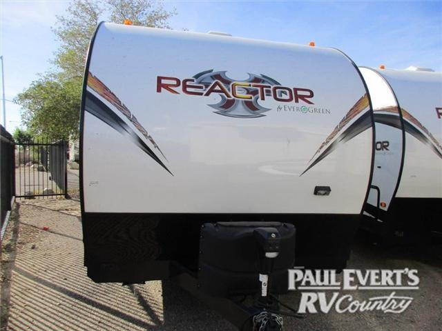 2016 Evergreen Rv Reactor 25FS