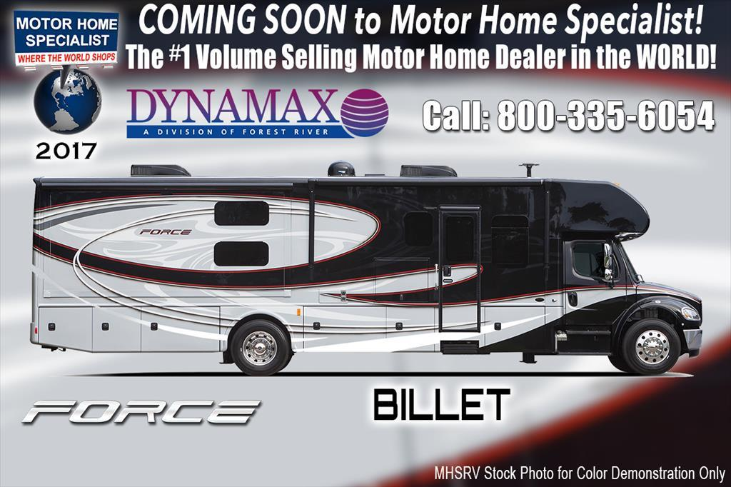 2017 Dynamax Corp Force 37BH Bunk Model Super C for Sale W
