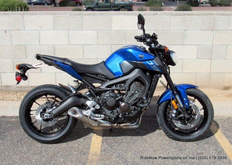yamaha fz 09 motorcycles for sale in tucson arizona. Black Bedroom Furniture Sets. Home Design Ideas