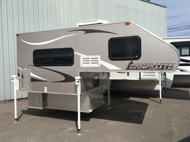 2013 Livin Lite Rv Camp Lite 6.8 Ultra Lightweight Aluminum