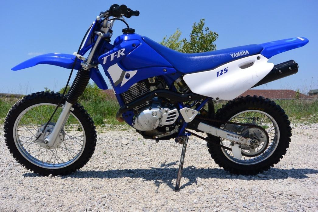 Mini cycles for sale in michigan for Yamaha ttr models