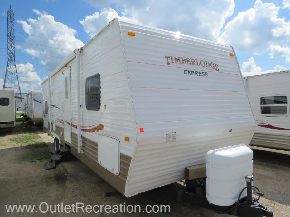 2009 Adventure Mfg Timberlodge30DBS