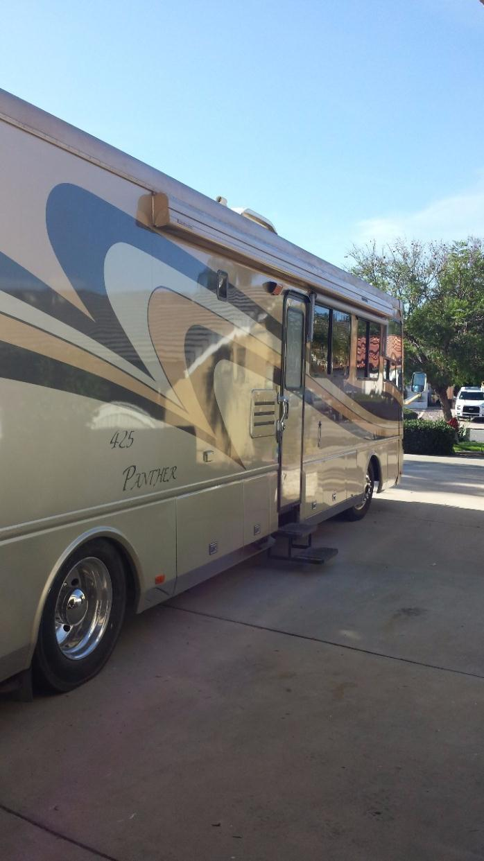 Safari Continental Panther 425 Rvs For Sale