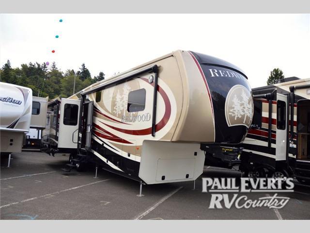 2016 Redwood Rv Redwood 38GK