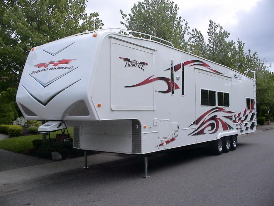 2008 Weekend Warrior Full Throttle 4005