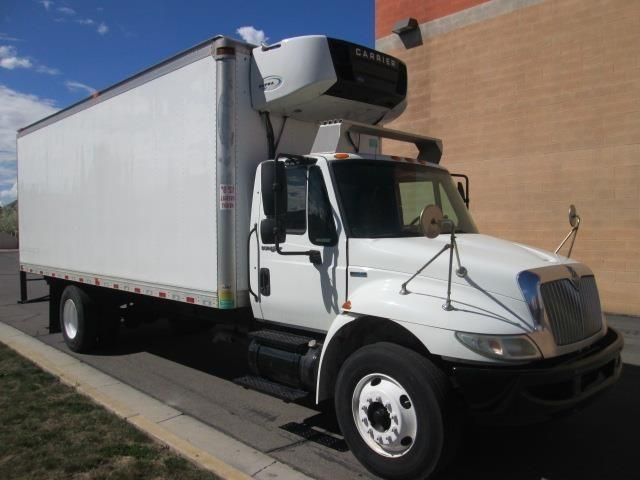 2008 International Durastar 4300  Refrigerated Truck