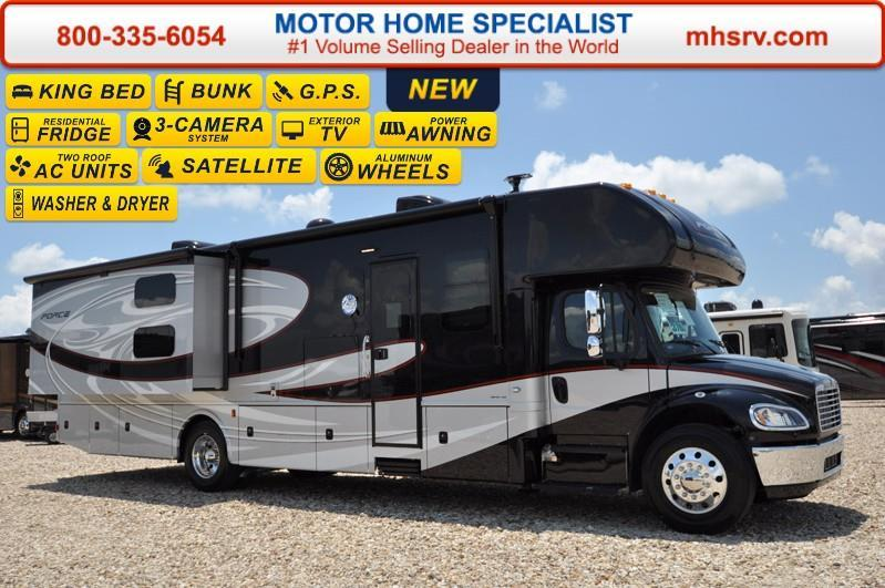2017 Dynamax Corp Force 37BH Bunk House Super C for Sale W