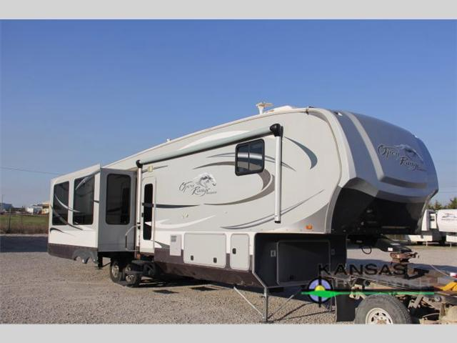 2012 Open Range Rv Open Range 412 RSS