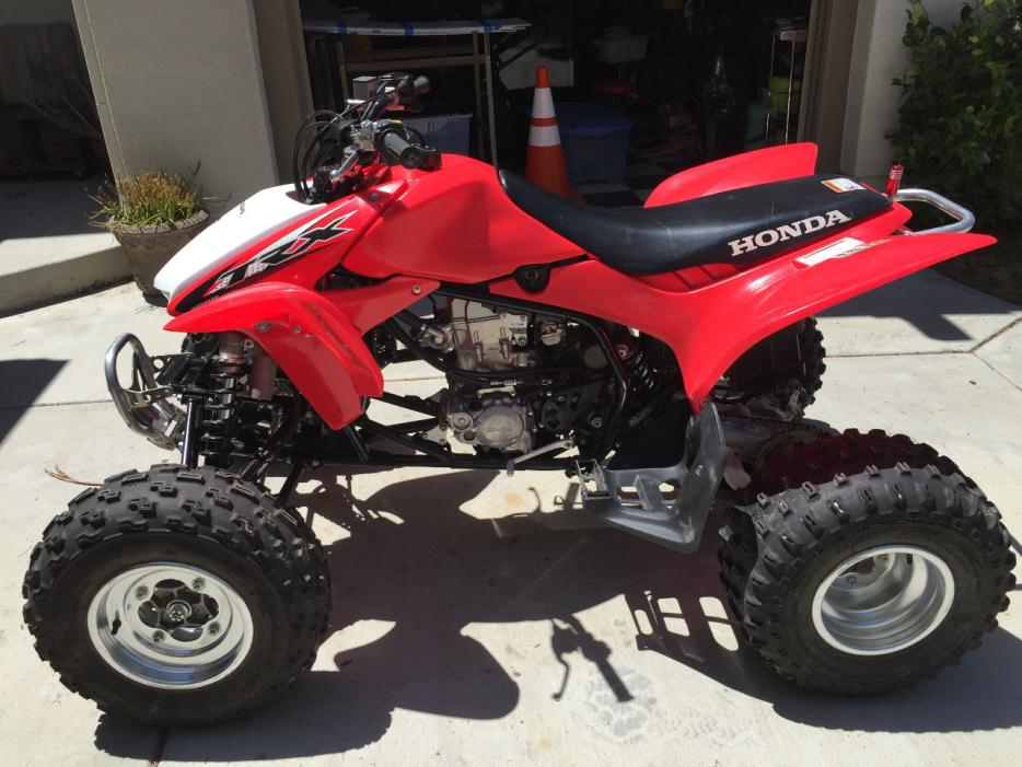 2013 Honda Trx450r Motorcycles for sale